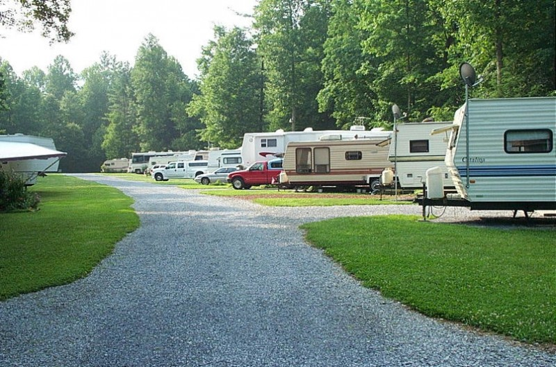 North Indian Creek Campground